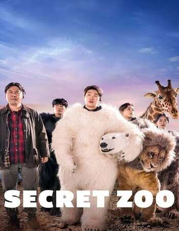 Secret Zoo 2020 English 720p WEB-DL 1GB Download