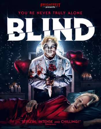 Blind 2019 English 720p WEB-DL 800MB Download
