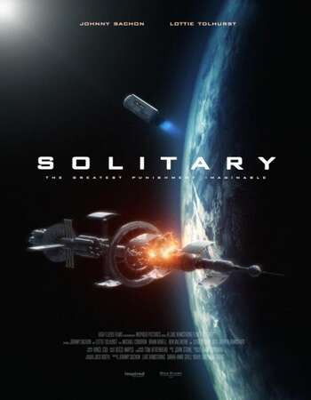 Solitary 2020 English 720p BluRay 800MB Download