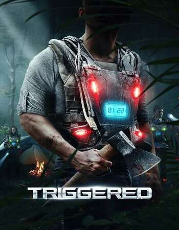Triggered 2020 English 720p WEB-DL 800MB Download
