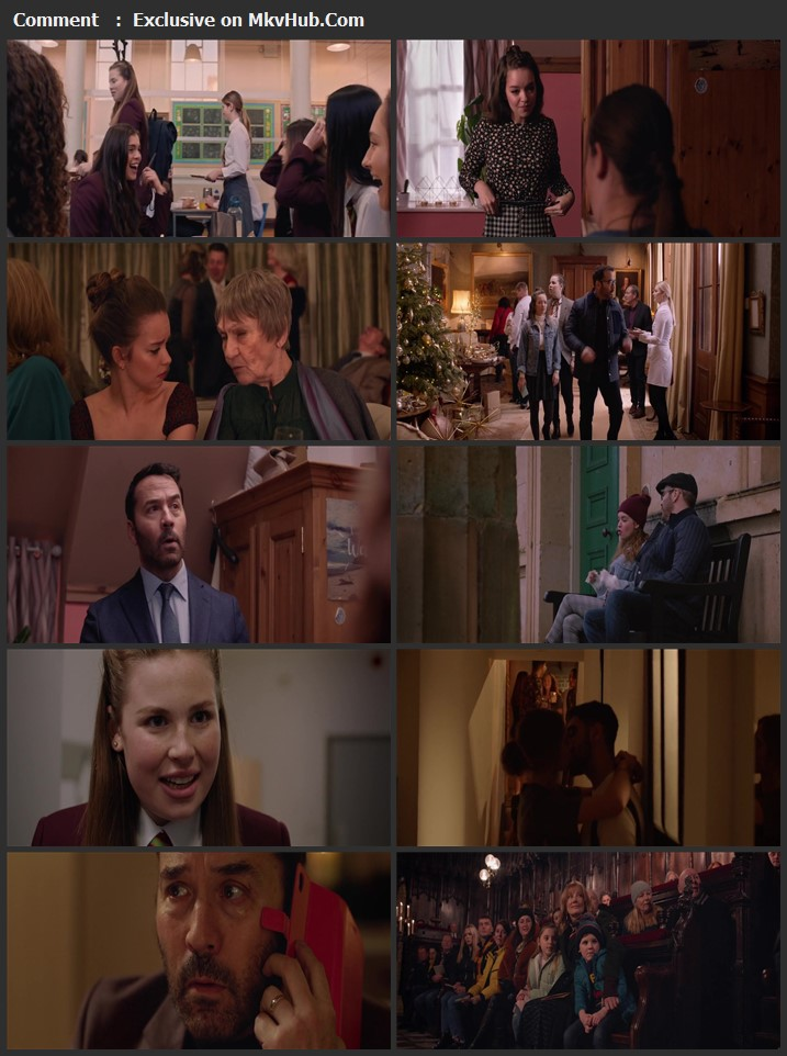 My Dad's Christmas Date 2020 English 720p WEB-DL 800MB Download