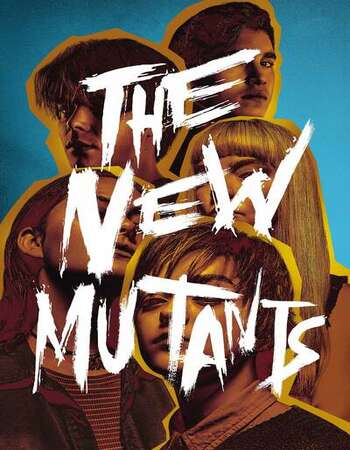 The New Mutants 2020 English 720p BluRay 800MB ESubs