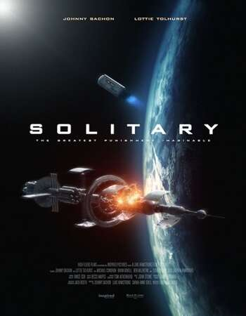 Solitary (2020) English 720p WEB-DL x264 750MB Full Movie Download