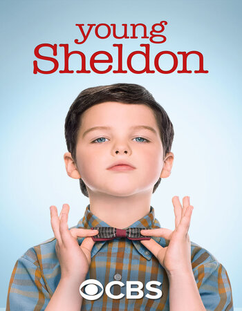 Young Sheldon S04 English 720p WEB-DL x264 ESubs