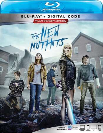 The New Mutants (2020) English 480p BluRay x264 300MB ESubs Full Movie Download