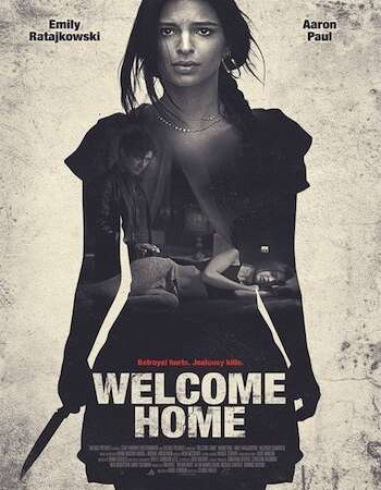 Welcome Home 2020 Hindi 500MB HDRip 720p HEVC x265