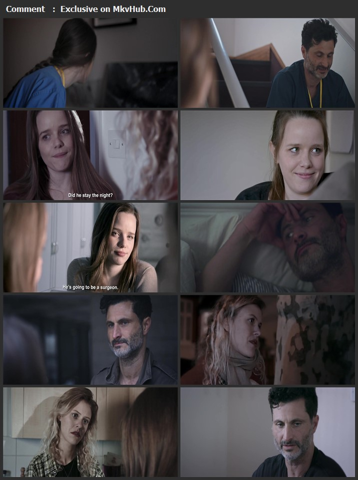 Transference A Love Story 2020 English 720p WEB-DL 950MB Download