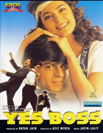 Yes Boss (1997) Hindi 720p WEB-DL x264 1.2GB Full Movie Download