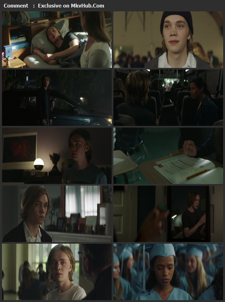Words on Bathroom Walls 2020 English 720p WEB-DL 950MB Download