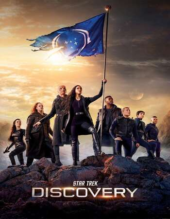 Star Trek Discovery S03 English 720p WEB-DL x264 MSubs