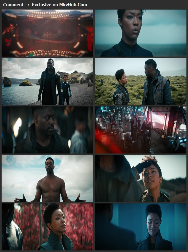 Star Trek Discovery S03 English 720p WEB-DL x264 MSubs Download
