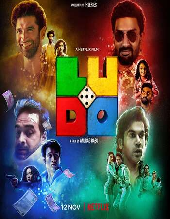 Ludo (2020) Hindi 720p WEB-DL x264 1.1GB Full Movie Download