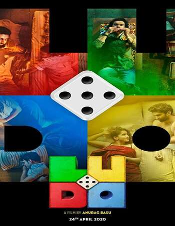 Ludo 2020 Hindi 720p WEB-DL 1.1GB MSubs