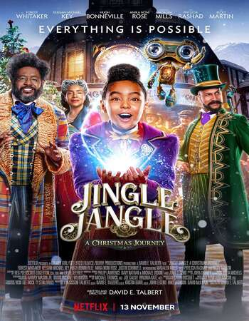Jingle Jangle (2020) Dual Audio Hindi 480p WEB-DL x264 400MB ESubs Full Movie Download