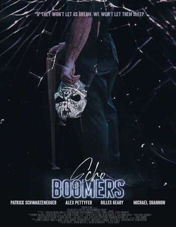 Echo Boomers 2020 English 720p WEB-DL 800MB ESubs