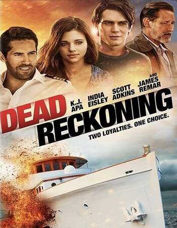 Dead Reckoning 2020 English 720p WEB-DL 800MB ESubs