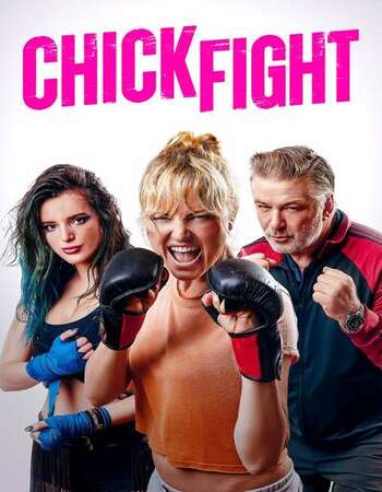 Chick Fight 2020 English 720p WEB-DL 850MB ESubs