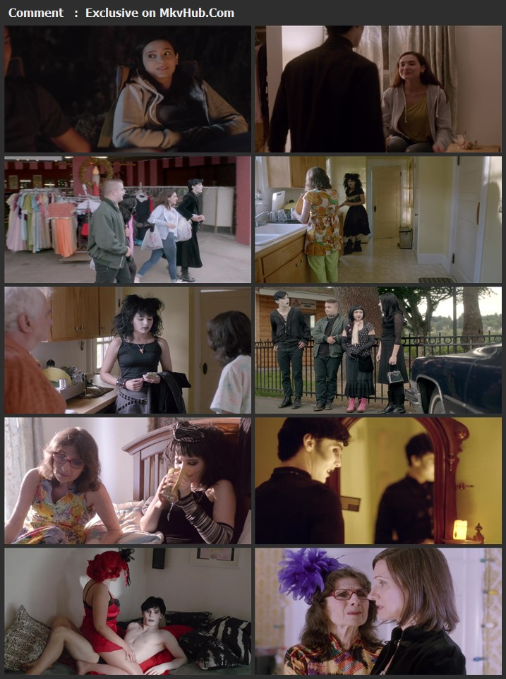 My Summer as a Goth 2020 English 720p WEB-DL 850MB Download