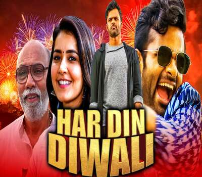 Har Din Diwali (2020) Hindi Dubbed 720p HDRip x264 1GB Full Movie Download