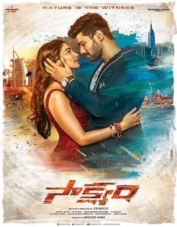 Saakshyam (2018) Dual Audio Hindi 480p HDRip x264 500MB Full Movie Download