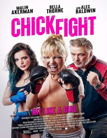 Chick Fight (2020) English 720p WEB-DL x264 850MB Full Movie Download