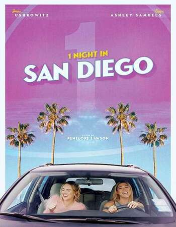 1 Night in San Diego 2020 English 720p WEB-DL 750MB Download