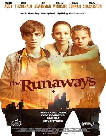 The Runaways 2020 English 720p WEB-DL 950MB Download