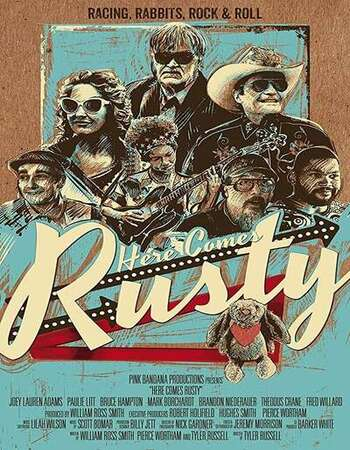 Here Comes Rusty 2020 English 720p WEB-DL 700MB Download