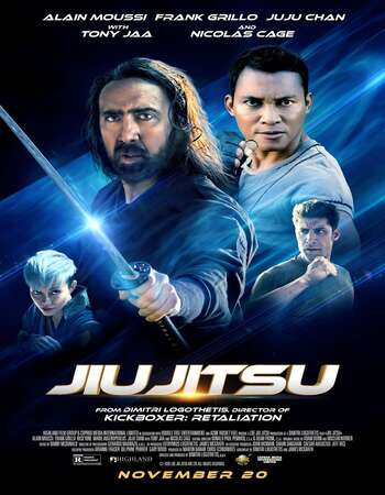 Jiu Jitsu (2020) English 480p WEB-DL x264 300MB ESubs Full Movie Download