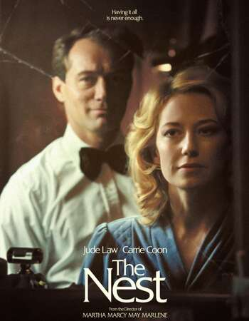 The Nest (2020) English 480p WEB-DL x264 350MB ESubs Full Movie Download