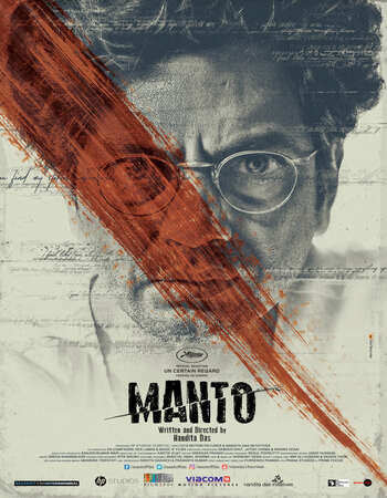 Manto (2018) Hindi 720p WEB-DL x264 850MB Full Movie Download