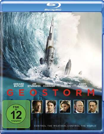 Geostorm (2017) Dual Audio Hindi [Fan Dub] 480p BluRay 350MB ESubs Full Movie Download