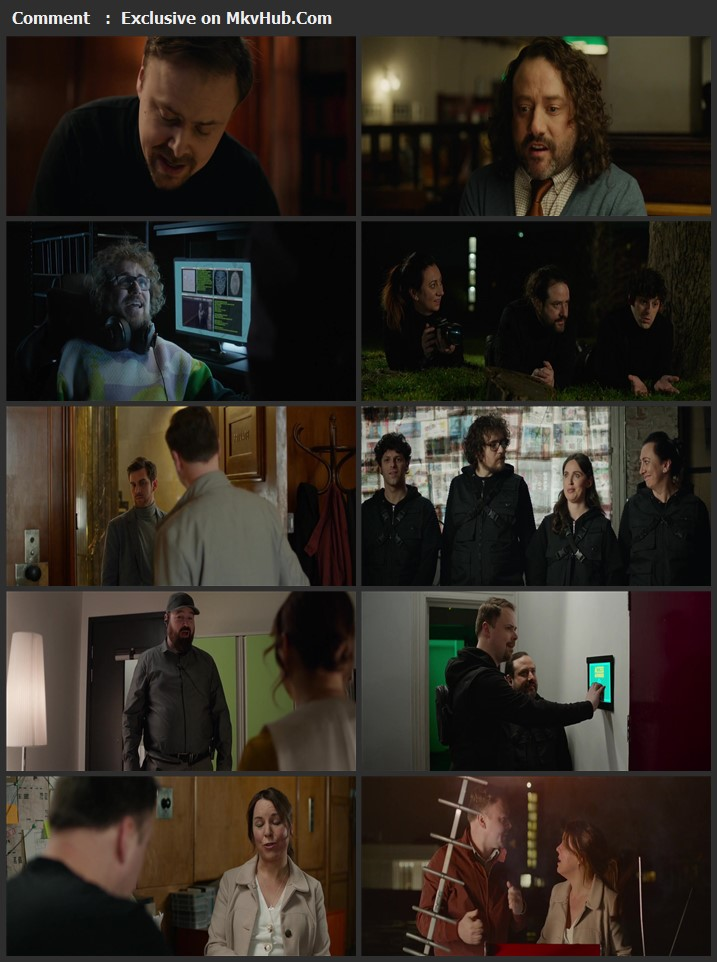Ashens and the Polybius Heist 2020 English 720p WEB-DL 900MB Download