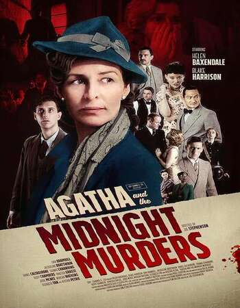Agatha and the Midnight Murders 2020 English 720p WEB-DL 800MB Download