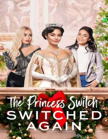 The Princess Switch: Switched Again 2020 English 720p WEB-DL 850MB Download