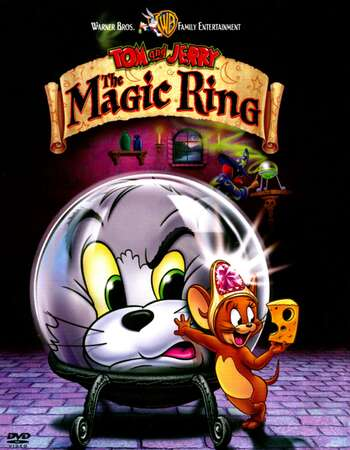 Tom and Jerry: Magic Ring (2001) Dual Audio Hindi 480p WEB-DL 200MB Full Movie Download