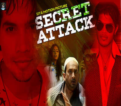 Secret Attack (2020) Hindi Dubbed 480p HDRip x264 300MB Movie Download