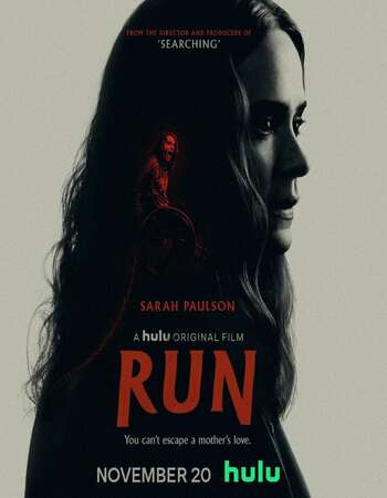 Run 2020 English 1080p WEB-DL 1.5GB ESubs
