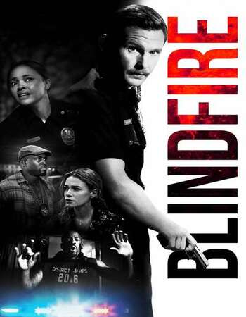 Blindfire 2020 English 720p WEB-DL 700MB Download