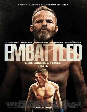 Embattled 2020 English 720p WEB-DL 1GB ESubs