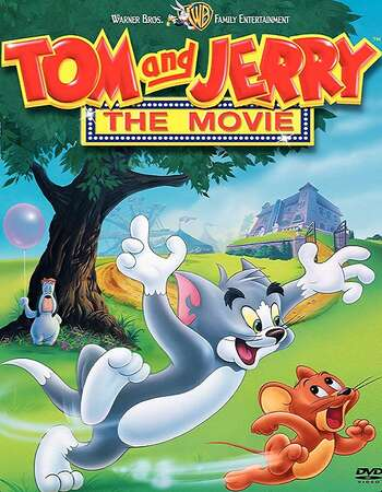 Tom and Jerry The Movie (1992) Dual Audio Hindi 480p WEB-DL 300MB Full Movie Download