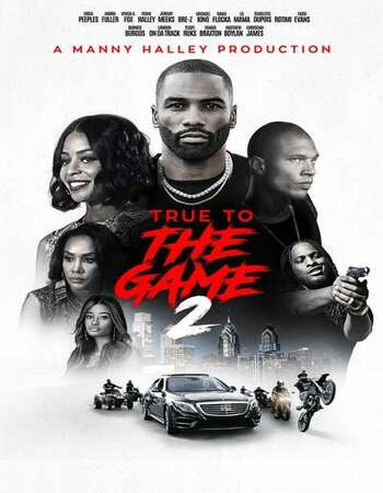 True to the Game 2 2020 English 720p HDCAM 800MB Download