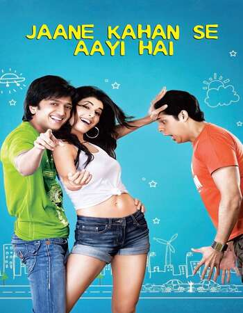 Jaane Kahan Se Aayi Hai (2010) Hindi 480p DTHRip x264 350MB Full Movie Download