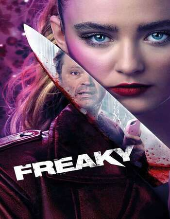 Freaky 2020 English 720p HDCAM 850MB Download