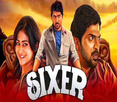 Sixer (2020) Hindi Dubbed 480p HDRip x264 350MB Full Movie Download