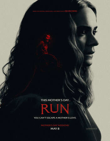 Run (2020) English 720p WEB-DL x264 750MB Full Movie Download