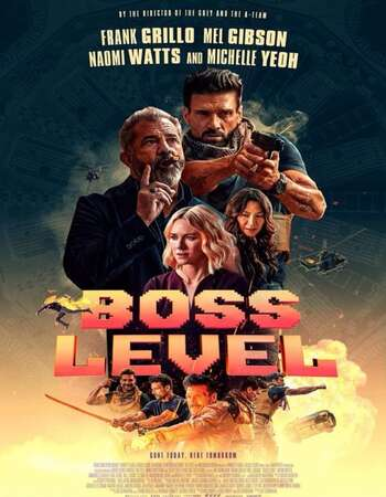 Boss Level 2020 English 720p WEB-DL x264 850MB ESubs