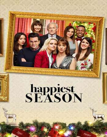 Happiest Season 2020 English 720p WEB-DL 900MB ESubs
