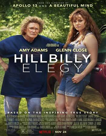 Hillbilly Elegy 2020 English 1080p WEB-DL 1.9GB ESubs