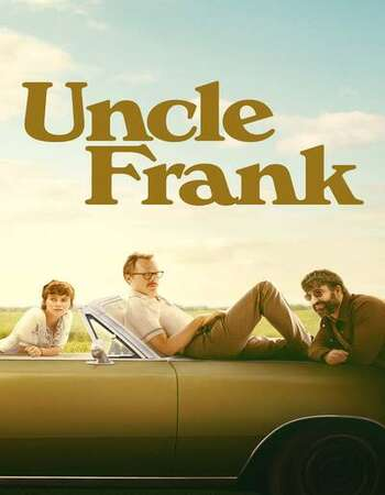 Uncle Frank 2020 English 720p WEB-DL 850MB MSubs
